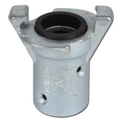 Blästerkoppling - för slang med ytter-Ø 39-62 mm - aducergods
