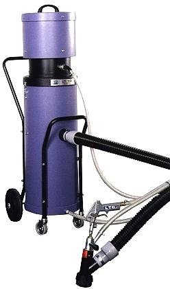 Vakuumbläster - typ LTC-1030