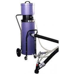 Sistema di sabbiatura con aspirazione a vuoto - LTC 1030-EP - max. 7 bar - 230 V - consumo d'aria fino a 3500 l / min - lunghezza del tubo 5 m