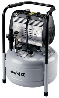 "Kompressor - ""JUN-AIR"" typ OF302 - oljefri - tystgående"