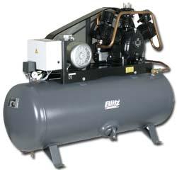 Kolbenkompressor - DZHP 200/250 - 35 bar - 145 l/min