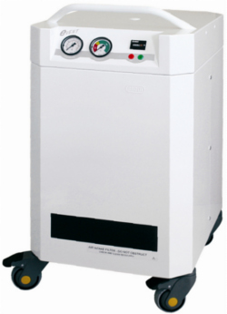 "Med Kompresor -. 60l / min - do 3,5 bar - 230 - Oil-free - DIN 12021 - Typ ""Event"