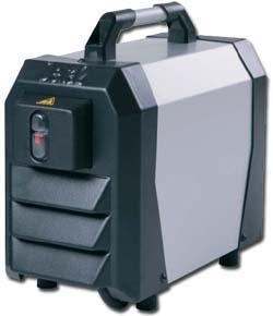 Kolbenkompressor Delta 2 - 200 l/min. - 3,8 bar - 400V - IP 44 - ölfrei