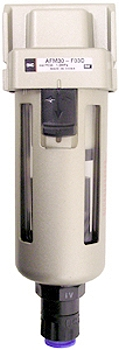 SMC Submicrofilter 0.01 mm - 10 Bar - Up To 600l /min - Autom. Drain