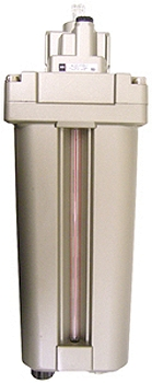 SMC Compressed Air - Drop Oiler - 10 Bar - Design: Standard - Blockable / 1 Lite