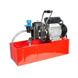 """Provtryckningspump BINDA - 17 l/min - 0,62 kW - 1/2"""" - till 20 bar"""