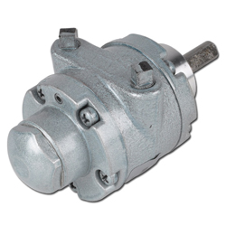 GAST Air Motor - NL 22 - Oil Free - Insensitive To Dirt, Moisture And Aggressive