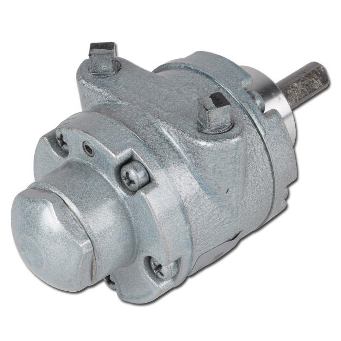 GAST tryckluftsmotor - NL22 - oljefri - arbestryck 5,6 bar