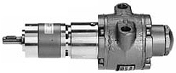 GAST Gear Motor - Planetary Gearbox - 1 UP-NRV-3A - For Positioning - Operating