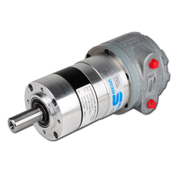 GAST Gear Motor - Planetary Gear - 4 AM-NRV-54A - For Positioning - Pressure 7 B