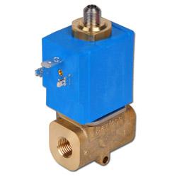 Magnetventil - 3/2-Wege - neutrale Medien - 20 bar - direktgesteuert - stromlos geschlossen oder geöffnet