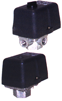 """Pressostato MDR 4S / 11K - G 1/2 """"- 4-11 bar - con interruttori rotativi"""