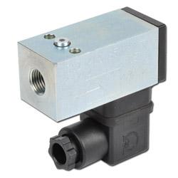 Interruttore a pressione - fino a 400 bar - con filetto interno o montaggio a flangia