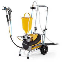 """Paint Sprayer """"Finish 250 Lacquer Spraypack"""" - With 5-Liter Upper Tank"""