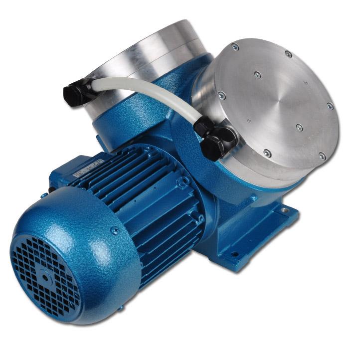 Pompe a membrana / per vuoto - 150 l/min - senza olio, per mandata di aria, gas e vapore
