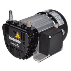 Vakuumpump VTE 3 Picolino - roterande - max. 4,2 m³/h