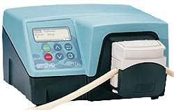 Slangpump - 323U/D - reglerbar - max. 2 bar - 0,81 till 2000 ml/min