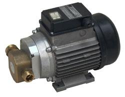 Elektro-Zahnradpumpe EP 300 - 25 l/min - 8 bar - Saughöhe max. 2,5 m