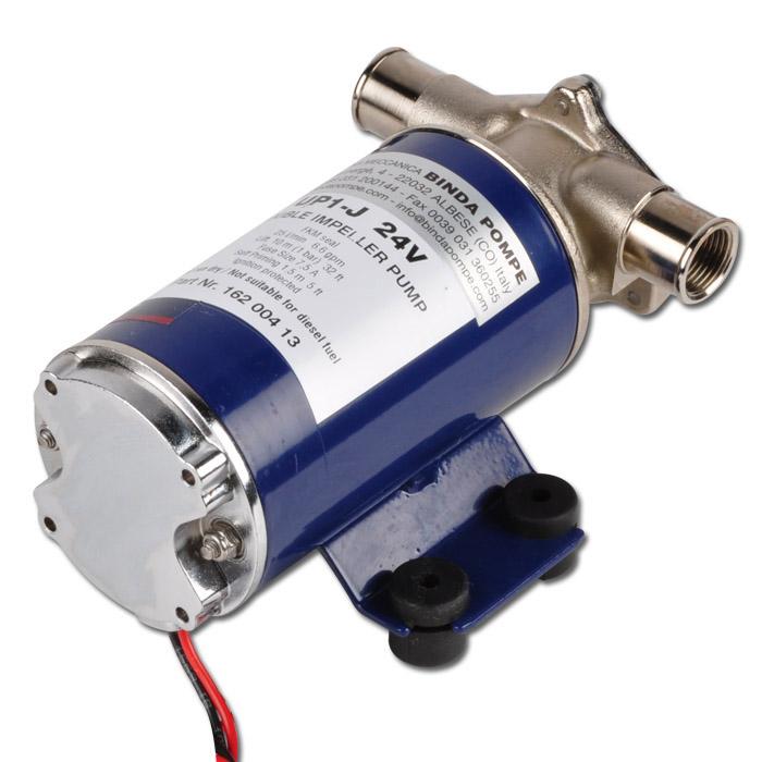 Impellerpumpe -  Binda UP Flex IMP 1 - 35 l/min - 1,2 bar - max. 24 V