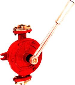 Pompa semirotazionale BINDA EXCELSIOR GB/BE con guarnizione in FPM