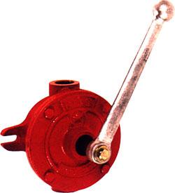 Pompa a semirotazione BINDA EXCELSIOR GB/B-AM - ghisa