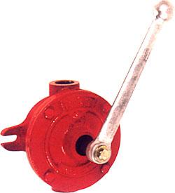 Pompa manuale semirotazionale BINDA EXCELSIOR G - in ghisa