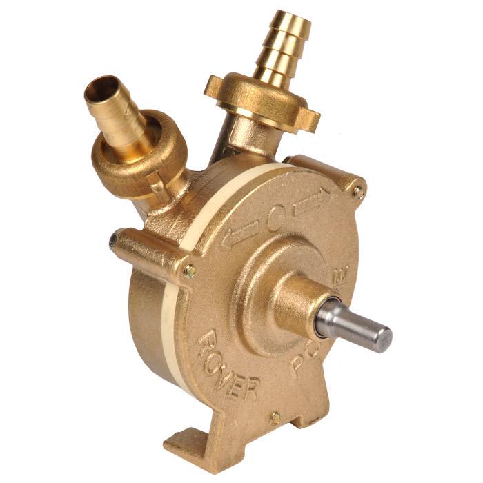 Kreiselpumpe Drill als Bohraufsatz - max. 0,6 PS - max. 2500 l/h - Pumpenmaterial Bronze