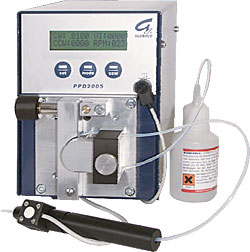 Peristaltic Dosing Unit PPD-2005 - For Small Quantities