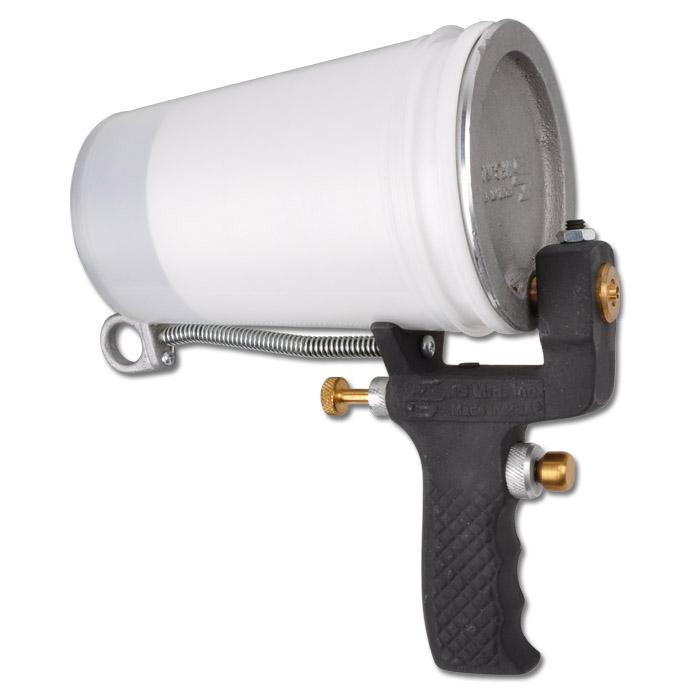 Tryckluftsdriven koppspruta - för gelcoat eller harts