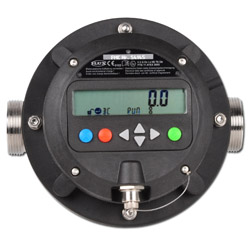 "Flow Meter - ""FMC 100 S"" - A - Flow Rate 10 Up To 100 l/min- 6 Bar"