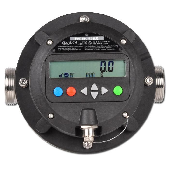 "Flowmåler ""FMC 100 S"" - A - flow 10 til 100 l / min - 6 bar"