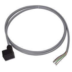 Kabeldosa med stickkontakt med kabel