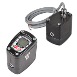 """Meter """"DIGIMET E5"""" - fl. til 2.5L - 500bar - 28V - Aschluss 1/8 """"- f"""