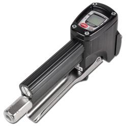 """Hochdruck Abschmierpistole - bis 2,5l/min - 1/4"""" - mit Fett-/Ölzähler"""