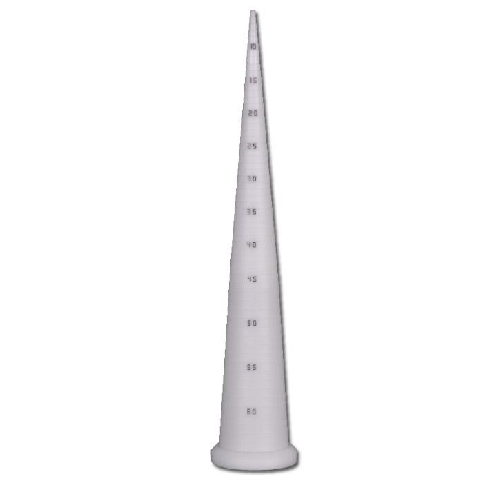 Mätkon för O-ringar - mätområde 5 till 300 mm Temperatur 0-40°C