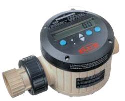 """Durchflussmesser """"FMC 100"""" - ETFE - F - Durchfl. 10 bis 100l/min"""