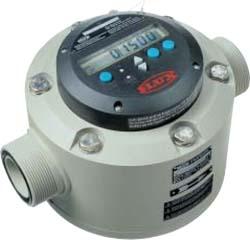 """Durchflussmesser """"FMC 250 PVDF"""" - 25-250l/min - Anschl. 2¼"""" AG - 6 bar"""