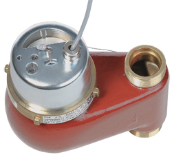 Kontaktwasserzähler - 5.000 l/h max. - 120°C max.
