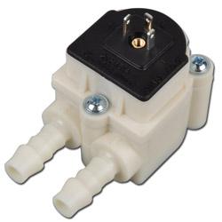 "Durchflussmesser - 0,027-8,3l/min - Anschluss 2,8x0,8mm - ""FHK Arnite Schlauch"""