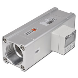 Druchflussmessgerät e misuratore di portata per aria compressa - a 12000L / min - con o