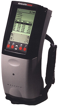 Spectral Photometer - Portable - For Non-Reflective Surfaces