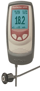 Ultraschall-Schichtdickenmessgerät - PosiTector 200 Serie