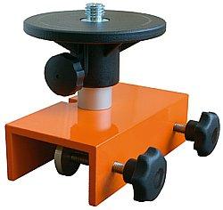 Snörställningshållare - för laser - klämområde till 60 mm