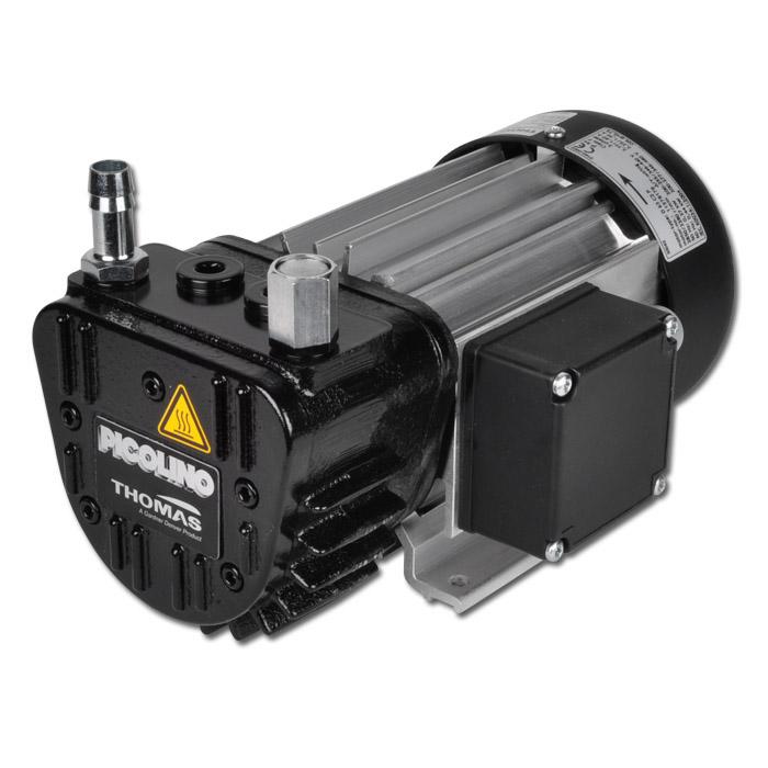 Roterande vakuumpump - VTE 10 Picolino - 10,0 m³/h max.