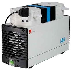Laboport vakuumpump för fuktiga gaser - Kemiskt Resistent