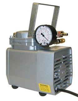 Pompa per vuoto a membrana - 230 V