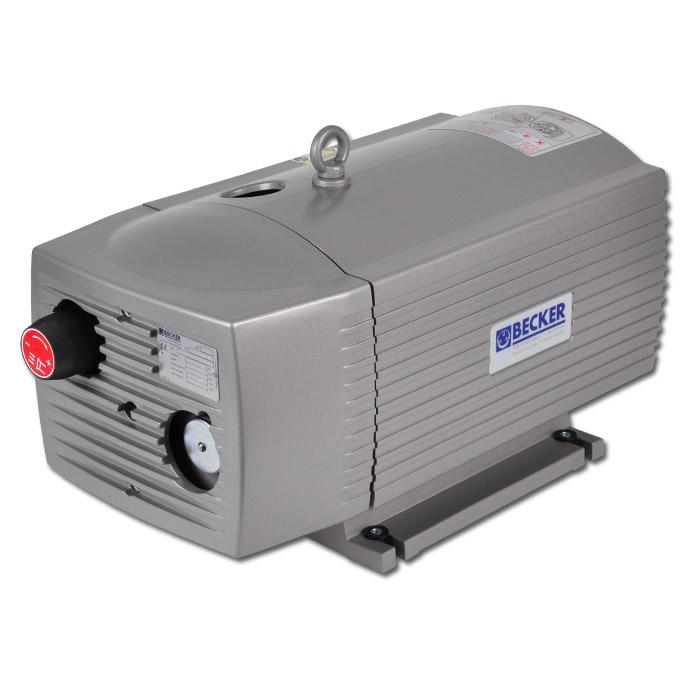 Trockenlaufende Drehschieberpumpe - Modell VT - max. Vakuum 150 mbar - Saugleistung 10 bis 40 m³/h