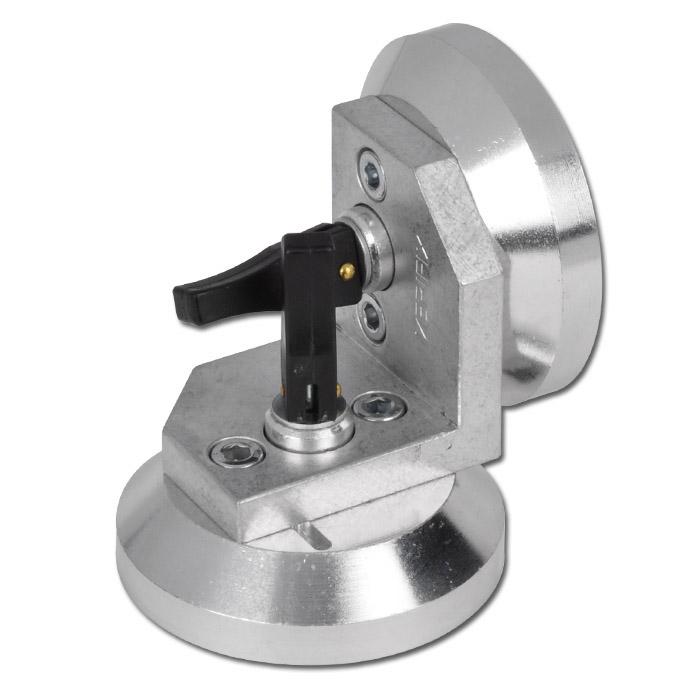 Vinkellyft Verifix® 90° - längd 75 mm - bredd 76 mm - höjd 75 mm