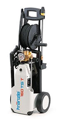 """Hochdruckreiniger """"Kränzle 145T"""" - Kaltwasser - max. 130 bar - 10,5 l/min - Schl"""