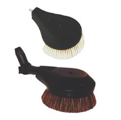 Tvättborste - Ø 150 mm - roterande - 40 bar - 60°C